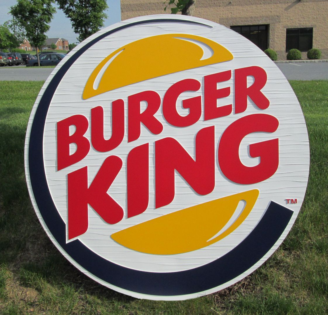 Outdoor Advertising for Burger King