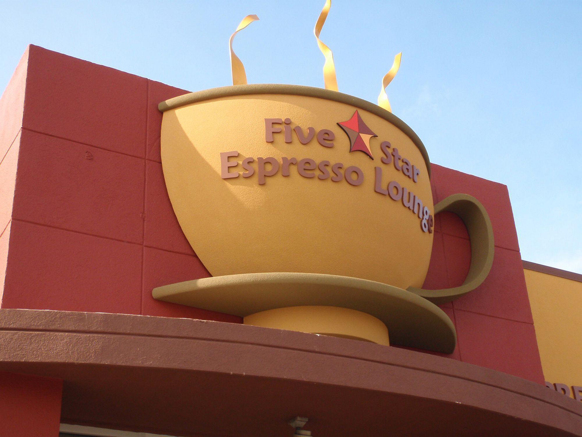 Creative personalized signs for Five Star in Huntsville, AL