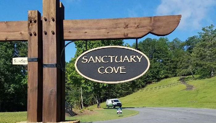 Best outdoor business signs example in Huntsville, AL