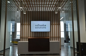 Softweb Solutions Lobby Sign In Concord - Sign Source Solution